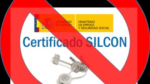 Silcon, la desaparición de un certificado