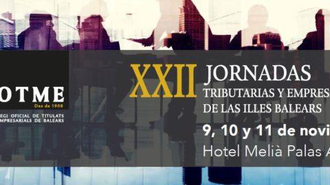 XXII Jornadas Tributarias y Empresariales