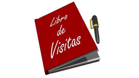 El libro de visitas llega a su fin