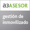 a3asesor gestión de inmovilizado